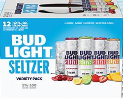 Bud Light Seltzer Variety