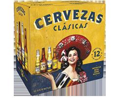 Carona Sampler 12pk Bottles