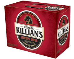 Killian's Red 12pk bottles