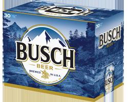 Busch 30pk Cans