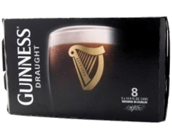 Guinness 8pk Cans