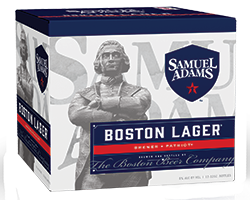 Sam Adams 12pk Bottles or Cans
