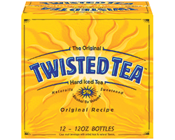 Twisted Tea 12pk Bottles or Cans