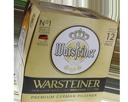 Warsteiner 12pk Bottles