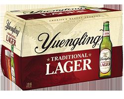 Yuengling 24pk Bottles